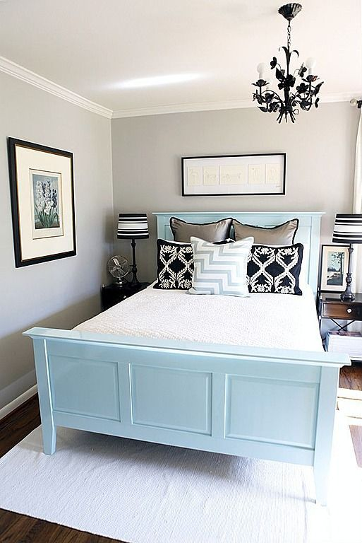 16 Ways To Make A Small Master Bedroom Look Stylish | Austin ...