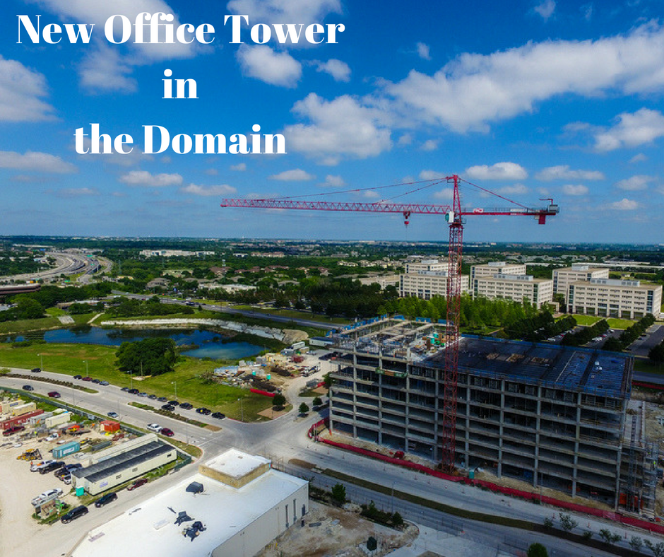 New Office Tower Coming to the Domain